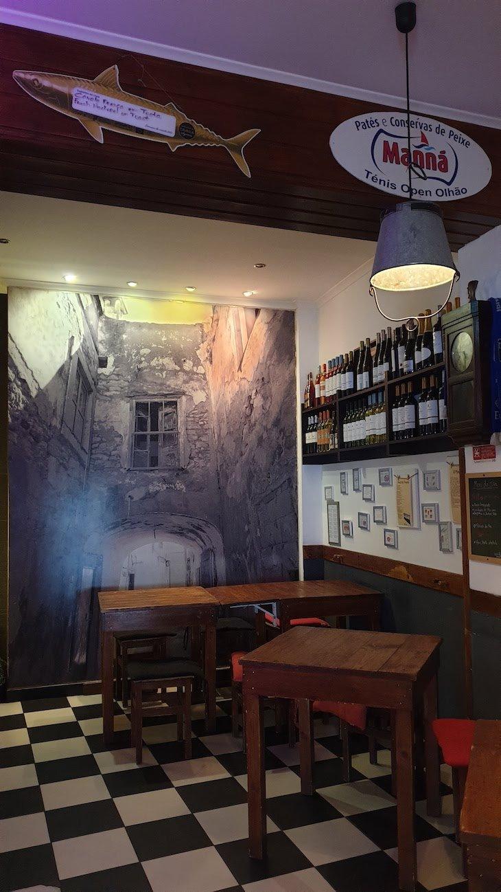 Tapas e Lendas -Restaurantes Olhão - Algarve © Viaje Comigo