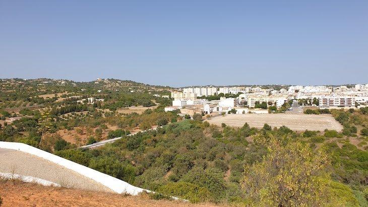 Vista da Mãe Soberana - Loulé - Algarve - Portugal © Viaje Comigo