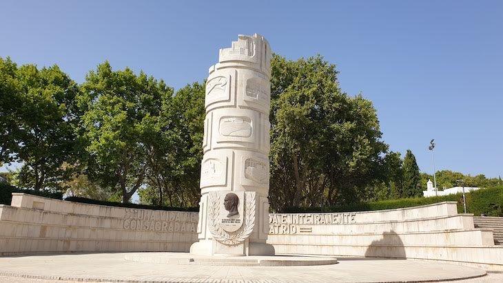 Monumento Duarte Pacheco - Loulé - Algarve - Portugal © Viaje Comigo