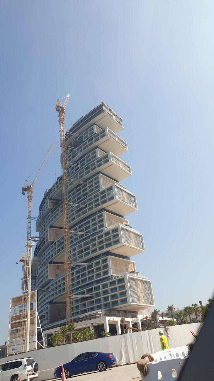 Novos hotéis na Palmeira Jumeirah - Dubai © Viaje Comigo