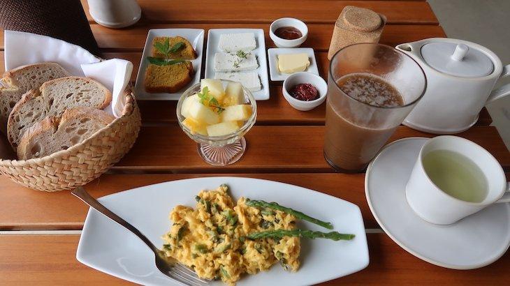 Pequeno-almoço da Companhia das Culturas - Castro Marim - Algarve - Portugal © Viaje Comigo
