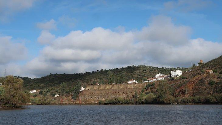 Passeio de barco no Guadiana - Alcoutim - Algarve - Portugal © Viaje Comigo