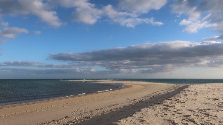 Ilha da Armona - Olhão - Algarve © Viaje Comigo