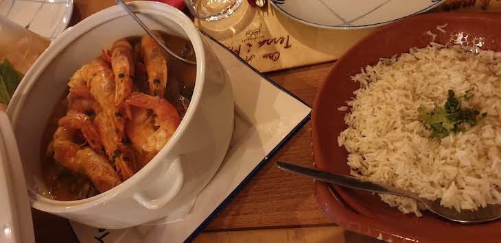 Restaurante Terra i MAr - Olhão - Algarve © Viaje Comigo