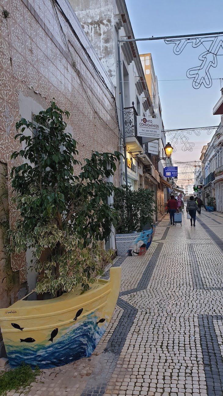 Centro de Olhão, a um minuto da Maison Citron - Algarve © Viaje Comigo