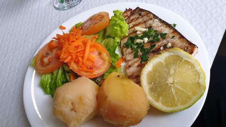 Snack Bar 31 - Restaurante Olhão - Algarve © Viaje Comigo