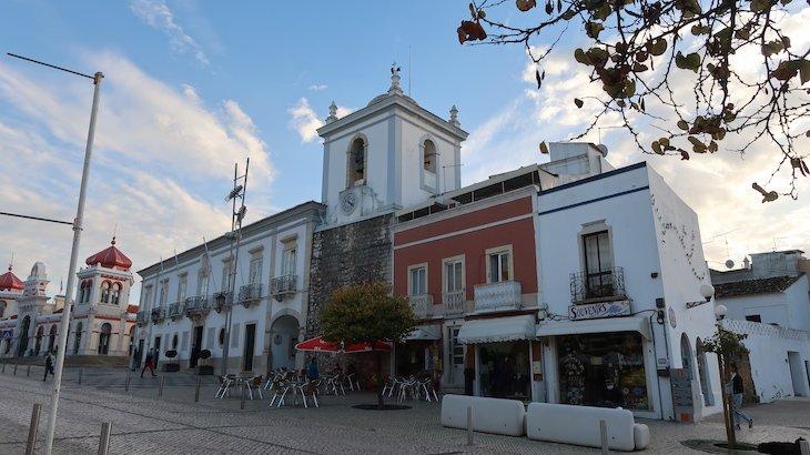 Torre do Relógio, Loulé - Algarve - Portugal © Viaje Comigo