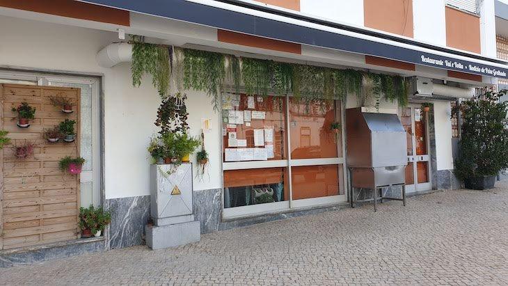 Vai e Volta - Restaurante Olhão - Algarve © Viaje Comigo