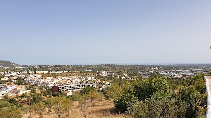 Vista para Loulé - Algarve - Portugal © Viaje Comigo