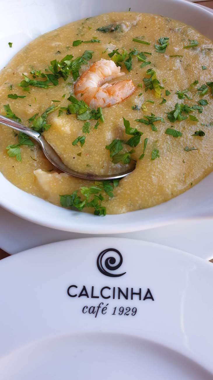 Xerém do Café Calcinha - Loulé - Algarve © Viaje Comigo