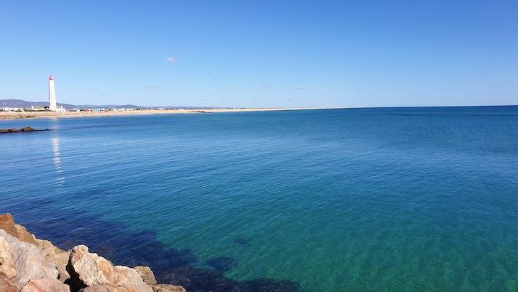 Ilha do Farol - Faro - Algarve - Portugal © Viaje Comigo