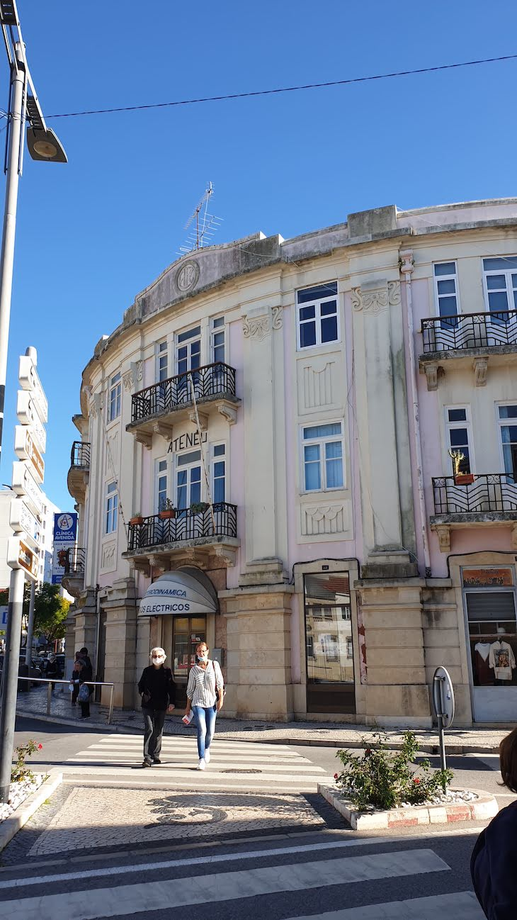 Ateneu - Loulé - Algarve - Portugal © Viaje Comigo