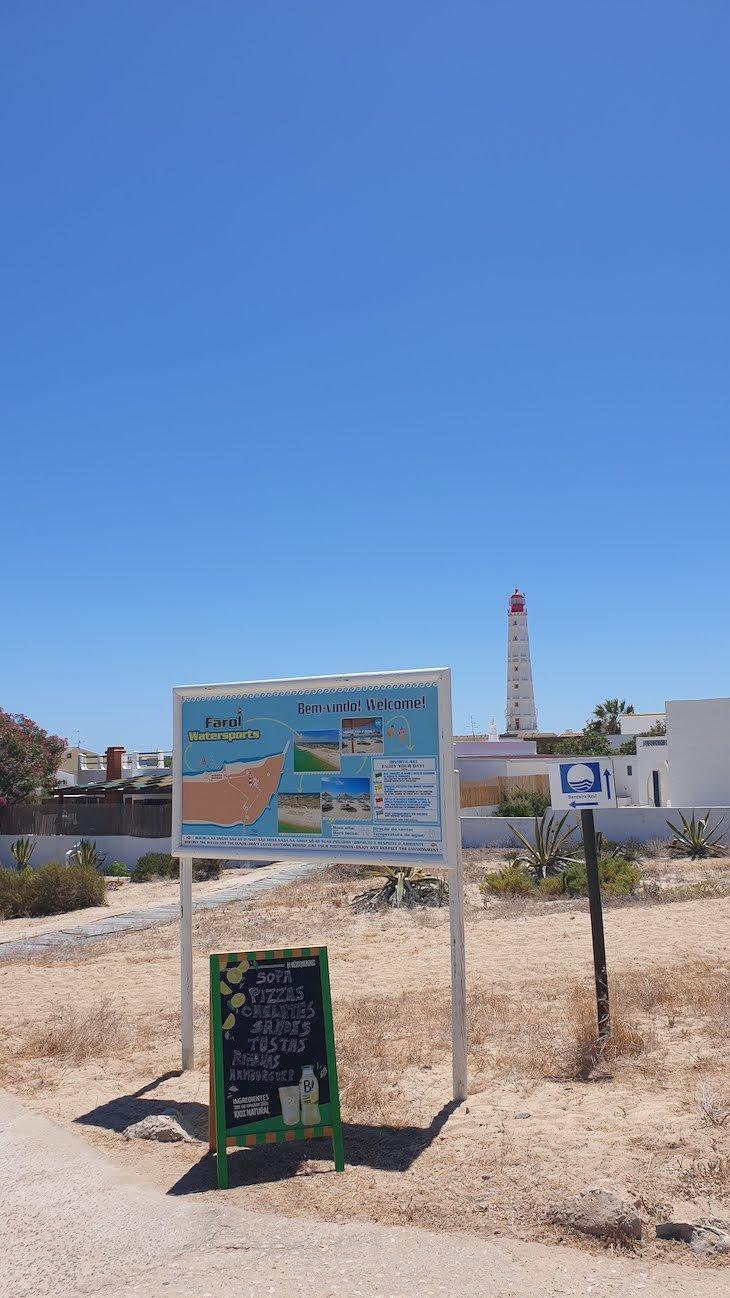 Bem-vindo à Ilha do Farol - Algarve © Viaje Comigo