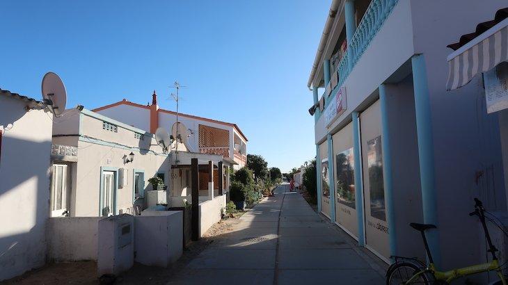 Na Ilha da Culatra - Algarve - Portugal © Viaje Comigo