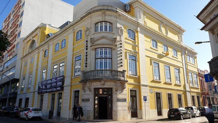Cine-teatro Louletano - Loulé - Algarve - Portugal © Viaje Comigo
