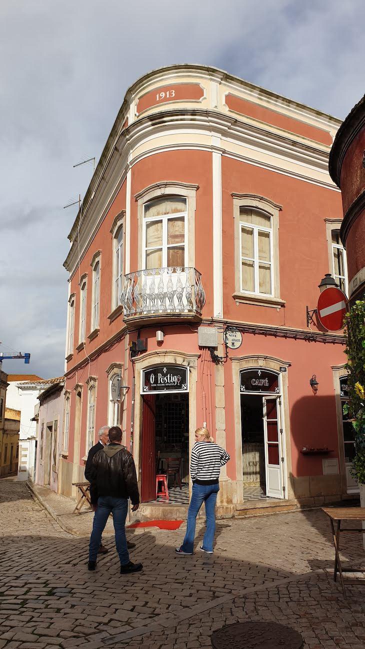 Edificio Postigo 1913 - Loulé - Algarve © Viaje Comigo