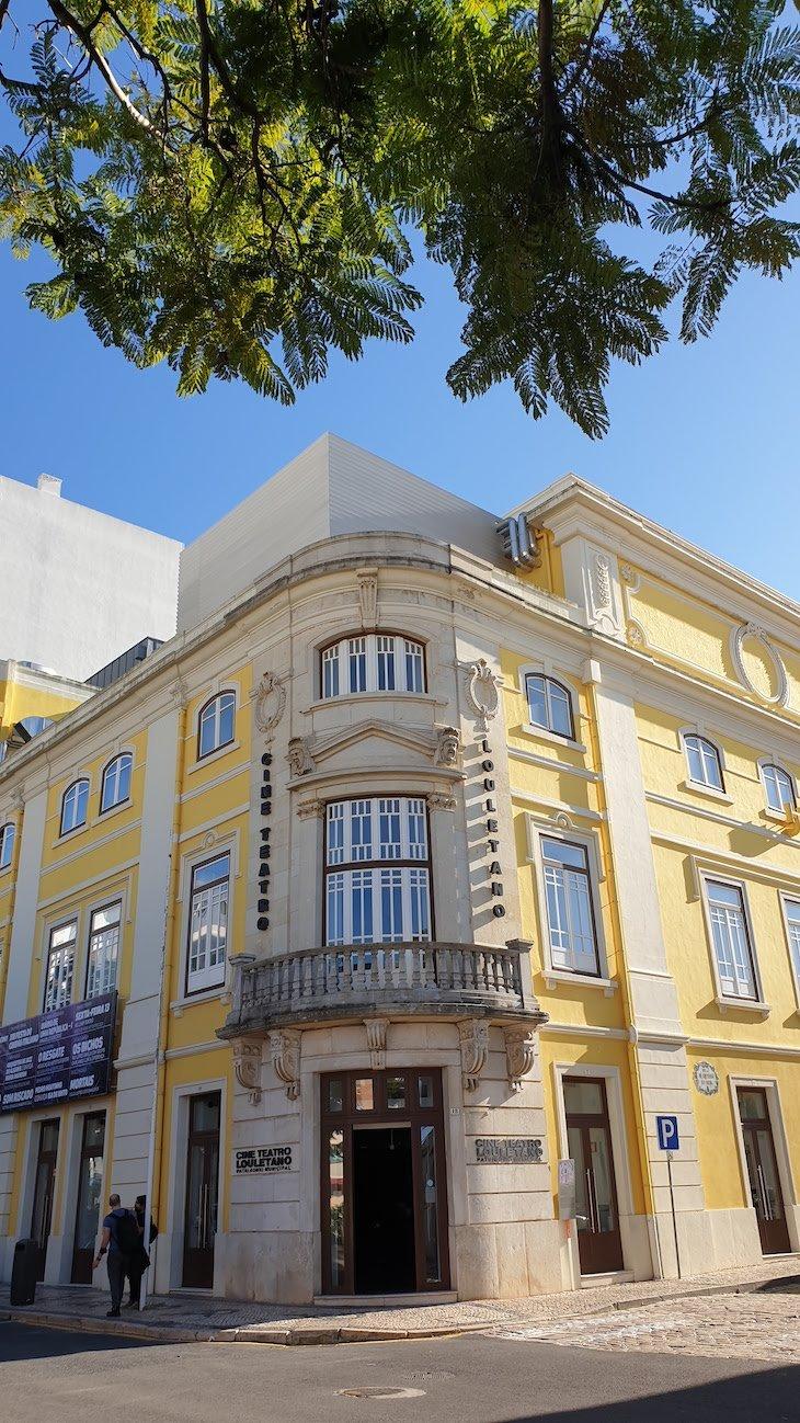 Cine Teatro Louletano - Loulé - Algarve © Viaje Comigo