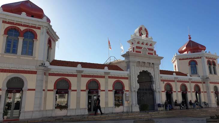 Mercado de Loulé - Algarve © Viaje Comigo