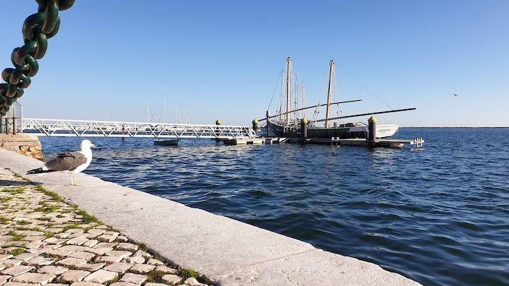 Caíque Bom Sucesso -Olhão - Algarve © Viaje Comigo