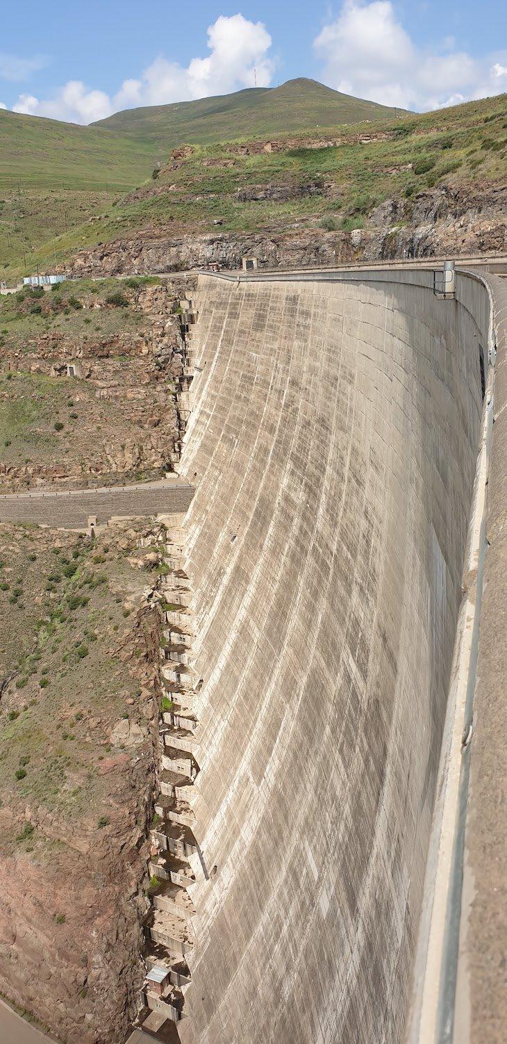Barragem Katse (Katse Dam) - Lesoto © Viaje Comigo