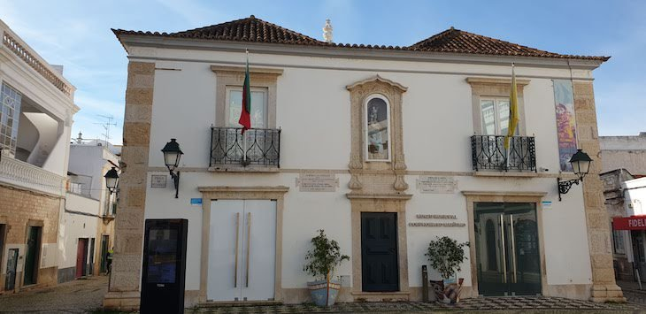 Museu Municipal Compromisso Marítimo -Olhão - Algarve © Viaje Comigo
