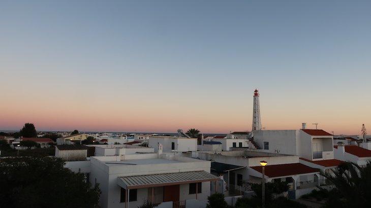 Por do Sol Ilha do Farol - Faro - Algarve - Portugal © Viaje Comigo