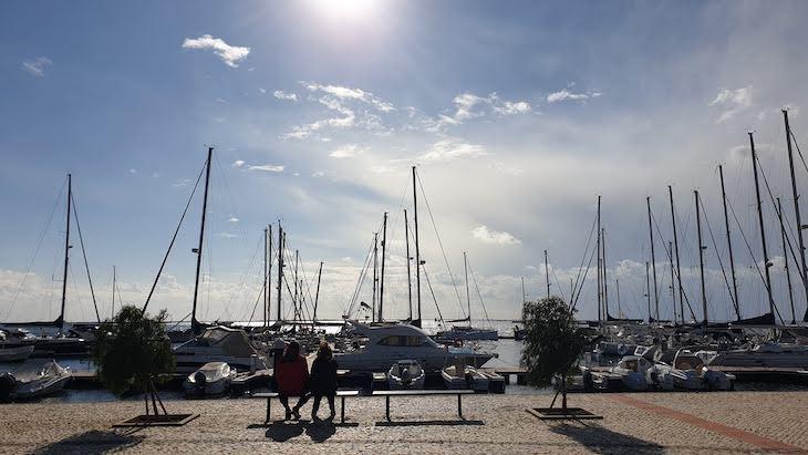 Porto de Olhão - Algarve © Viaje Comigo