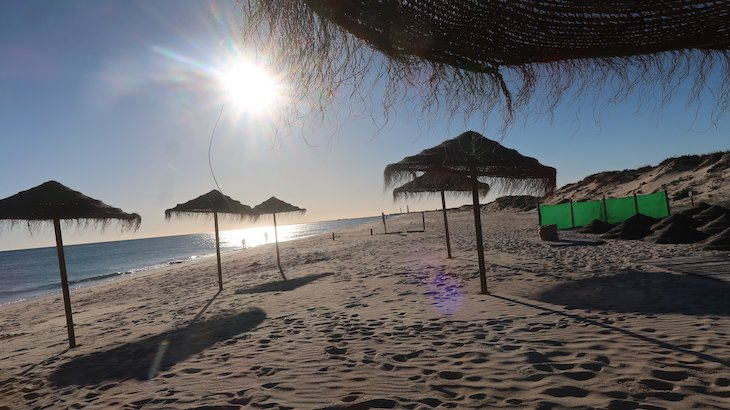 Praia da Ilha da Culatra - Algarve - Portugal © Viaje Comigo