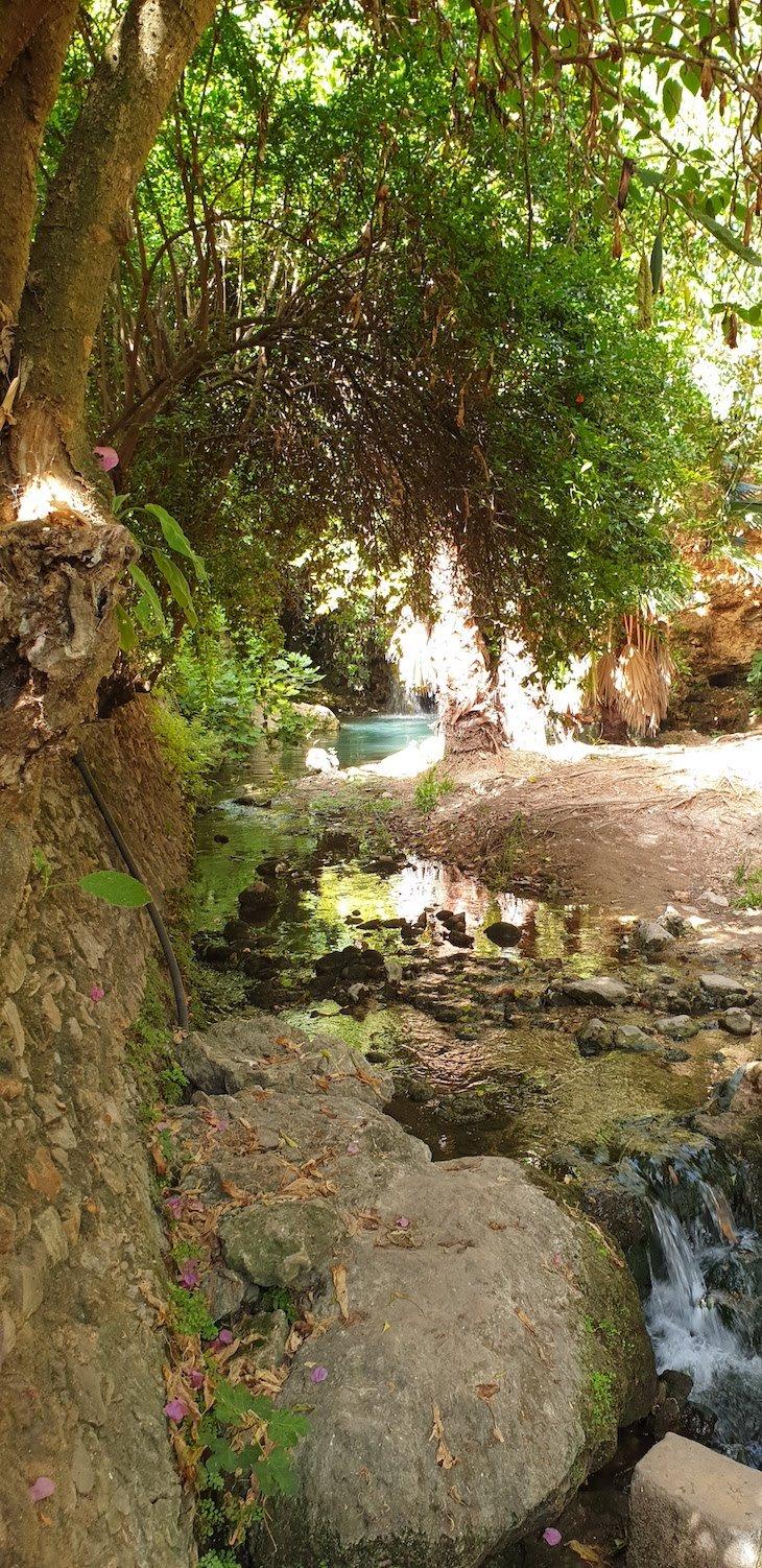 Ribeira do Cadoiço no Verão - Loulé - Algarve - Portugal © Viaje Comigo