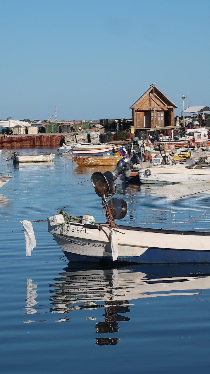 """""""Vai com Calma"""" - Na Ilha da Culatra - Algarve - Portugal © Viaje Comigo"""