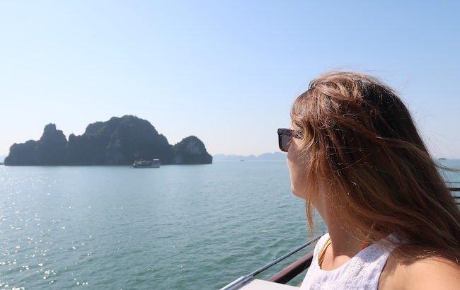 Baia de Ha Long - Halong Bay - Vietname © Viaje Comigo