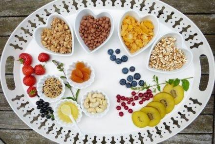 Alimentação saudável - ©Museu do Oriente