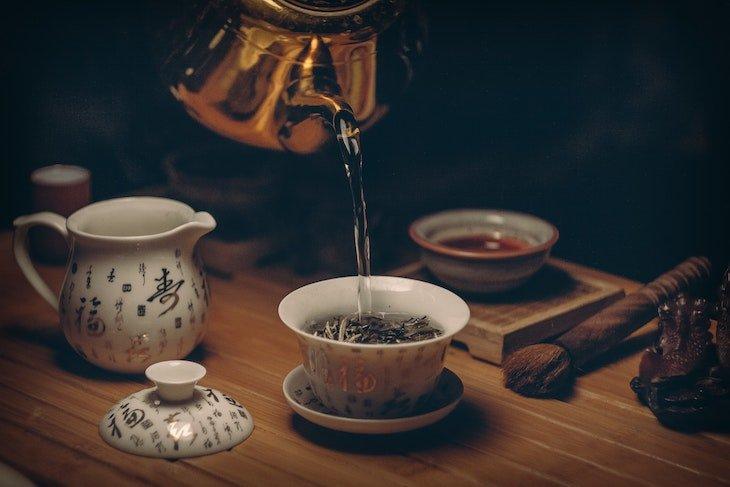 Ritual do Chá ©Museu do Oriente