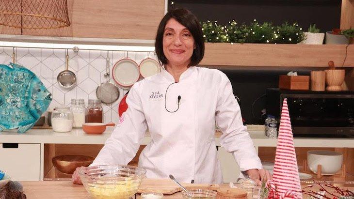 Chef Patrícia Borges