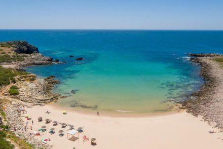 Praia da Ingrina, Vila do Bispo © Turismo do Algarve