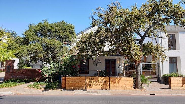 Em Stellenbosch - África do Sul © Viaje Comigo