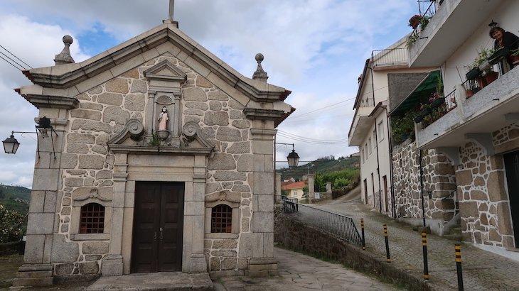 Capela Nossa Senhora dos Anjos - Avô - Oliveira do Hospital © Viaje Comigo