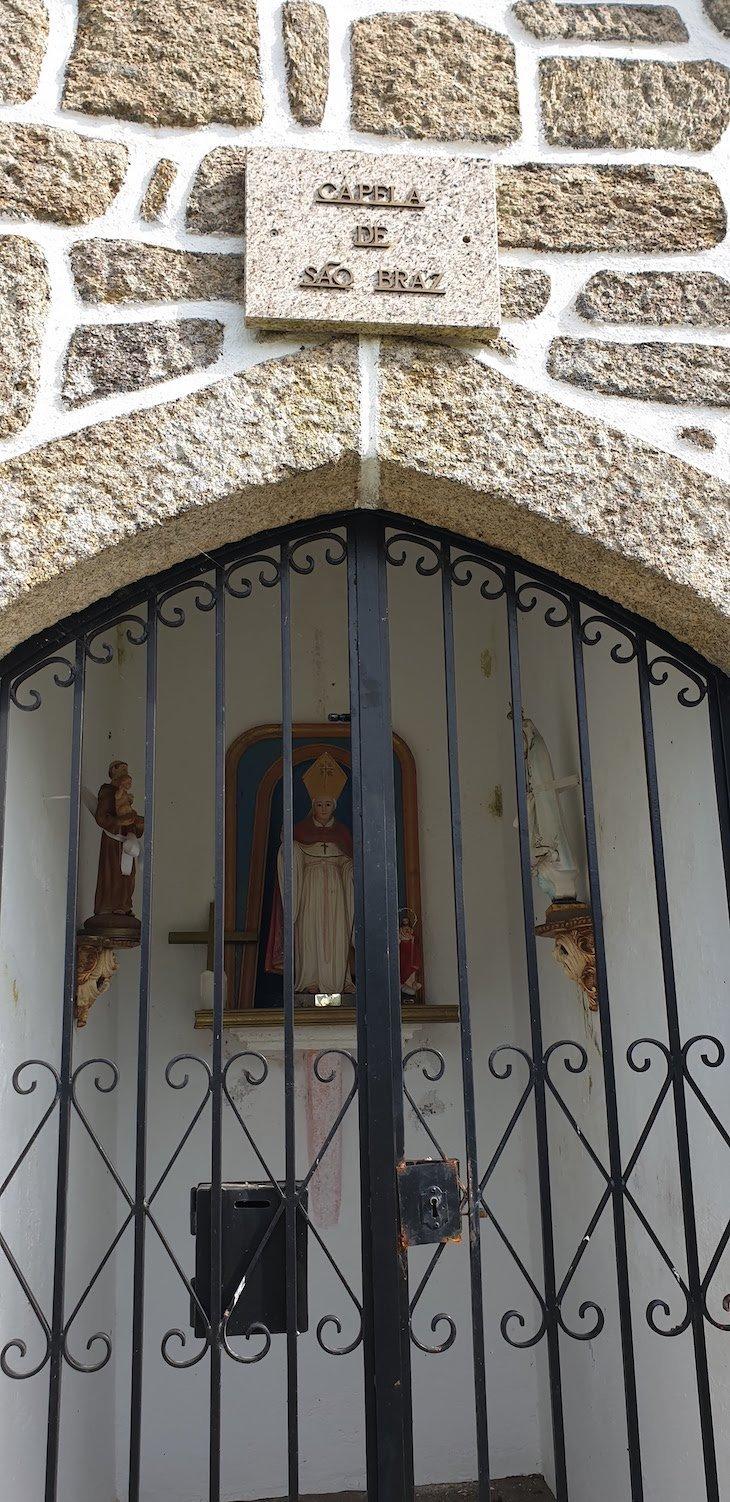 Capela de São Braz, Avô - Oliveira do Hospital - Coimbra © Viaje Comigo