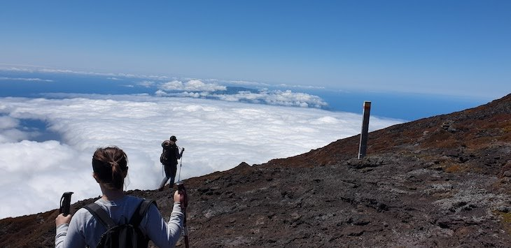 Montanha do Pico - Açores © Viaje Comigo