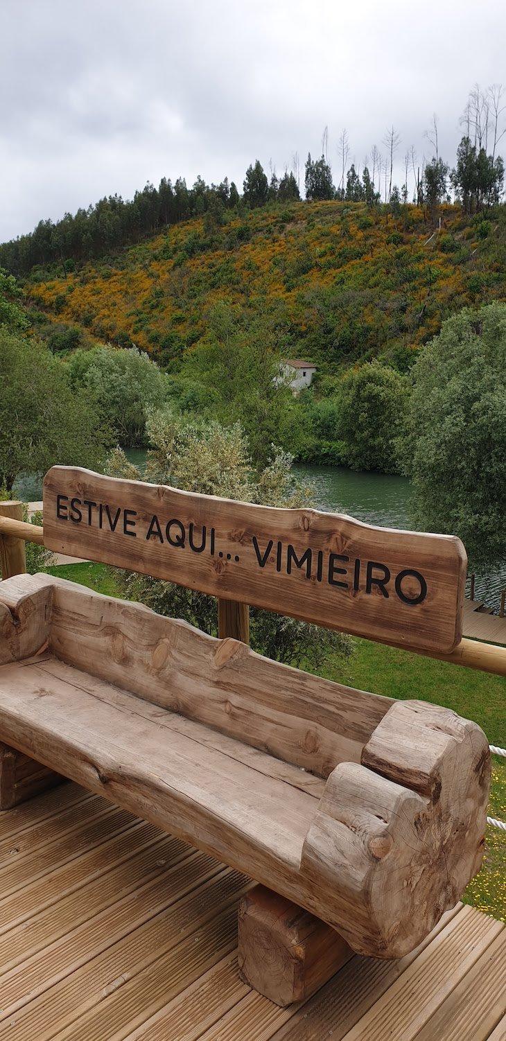 Praia Fluvial do Vimieiro - Penacova © Viaje Comigo