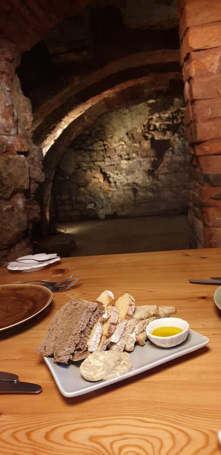 Restaurante Refeitro - Coimbra © Viaje Comigo