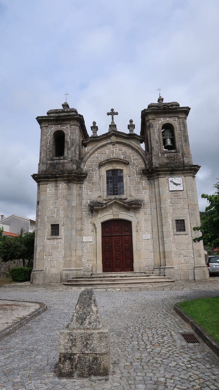 Igreja Matriz de Avô - Oliveira do Hospital © Viaje Comigo
