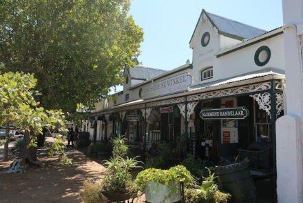 Loja antiga, Oom Samie Se Winkel - Stellenbosch - África do Sul © Viaje Comigo