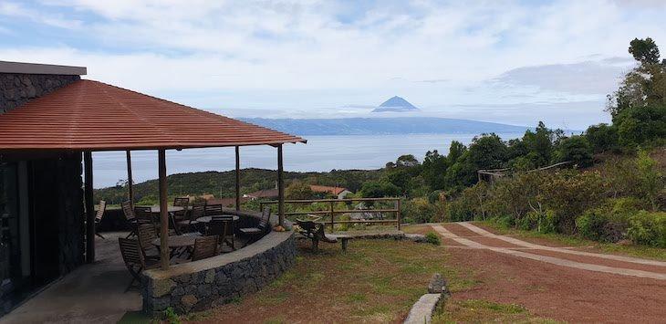 Retiro Atlântico - São Jorge, Açores © Viaje Comigo