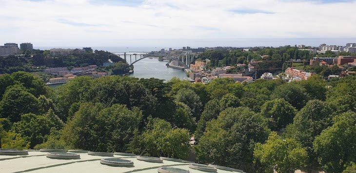 Porto 360 - Palácio de Cristal - Porto © Viaje Comigo