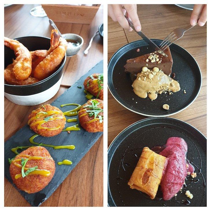 Restaurante Vimieiro - Praia Fluvial do Vimieiro - Penacova © Viaje Comigo