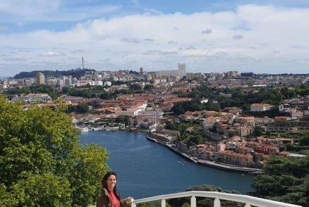 Susana Ribeiro - Porto 360 - Palácio de Cristal - Porto © Viaje Comigo