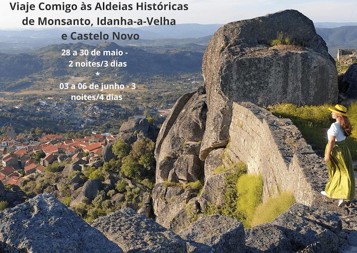 Tours Aldeias Históricas de Portugal © Viaje Comigo