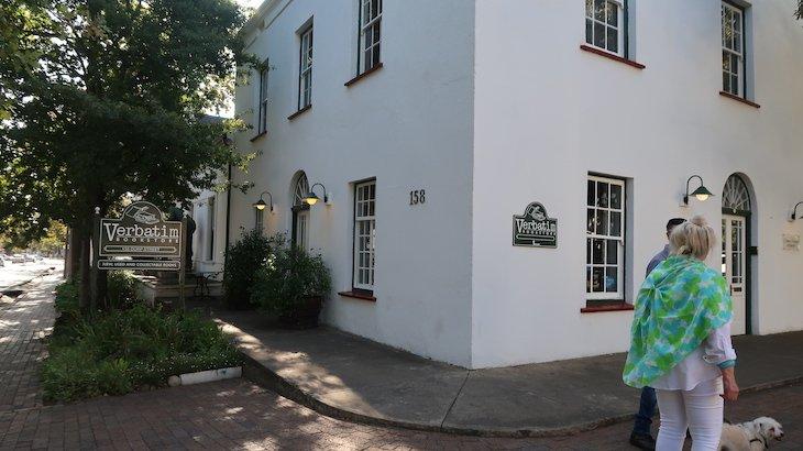 Verbatim Bookstore - Stellenbosch - África do Sul © Viaje Comigo