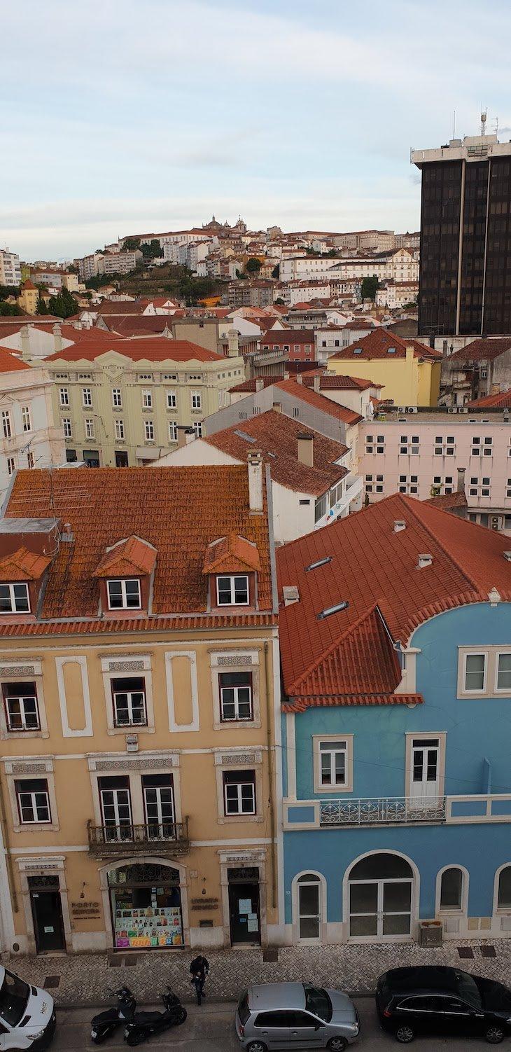 Hotel Tivoli Coimbra © Viaje Comigo